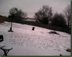Snow Jan 2012