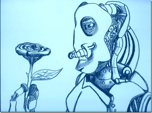 Gabriel Dibujo rosa 1