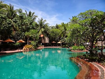 Luna de miere Thailanda: Piscina Hotel Anantara Hua Hin