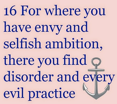 Selfish Ambition[4]