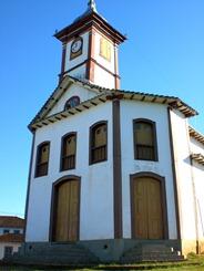 Capela de Santa Rita - Serro