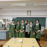 桃井第四小学校、長田先生とスタッフ2.JPG