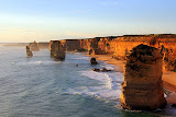 A Stunning Backdrop for A Sunset - Great Ocean Road, Australia