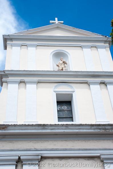 San Jose church and San Juan Cathedral blog-2