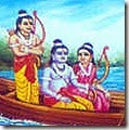 [Sita, Rama and Lakshmana]