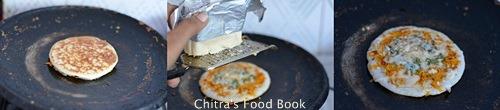 cheese uttapam