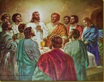 CENA DE JESUS