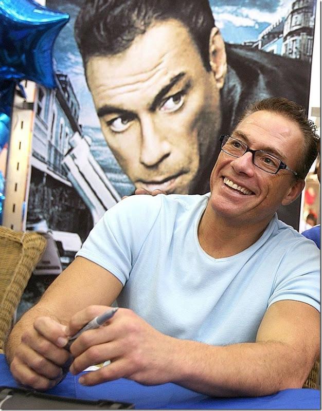 Jean-Claude Van Damme (36)