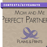 Plains & Prints Mom And Me Perfect Partnership