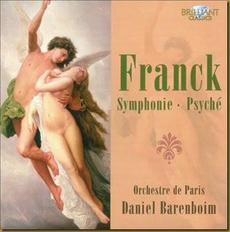 Franck Sinfonia Barenboim Brilliant
