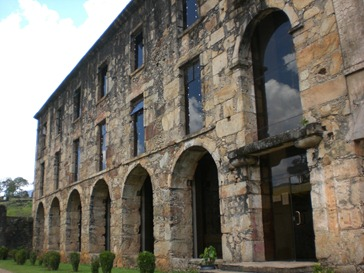 Ruínas do Colégio do Caraça