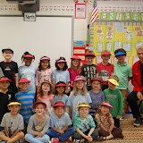 WBFJ Cici's Pizza Pledge - Meadowlark Elementary - Ms. Moss' Kindergarten Class - WS -  4-9-14