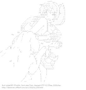[AA]Nibutani Shinka & Cerberus (Chunibyo Demo Koi ga Shitai!)