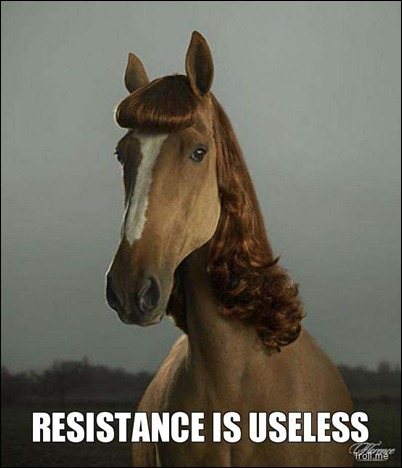 resistance-is-useless