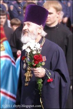 Протоієрей Валентин Негода. Місто Луцьк. 9 травня 2008-го року. «Мистецтво жити»