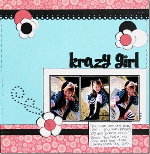 krazy girl