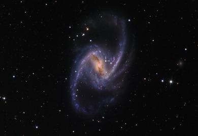 galáxia NGC 1365