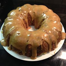 German Apple Dapple Cake