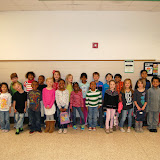 WBFJ Cici's Pizza Pledge-Jefferson Elementary-Mrs. Carowan's 1st Grade Class-Winston-Salem