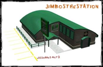 JimbosTheStation (Jimbo) lassoares-rct3