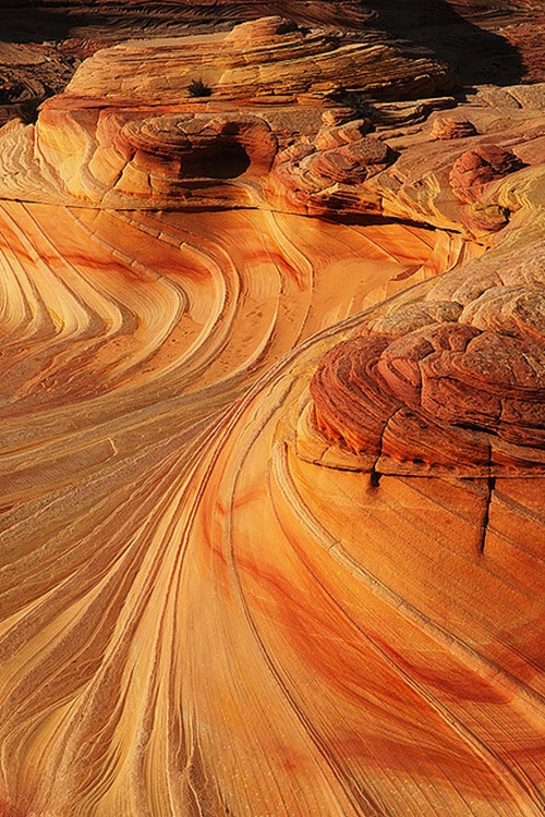 The wave of Arizona, United States  01