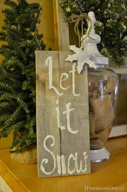 let it snow sign (2)