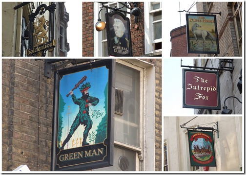 pub-sign-uk-collage-london