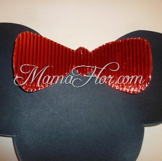 Caja Sorpresa de Minnie Mouse para Fiesta Infantil