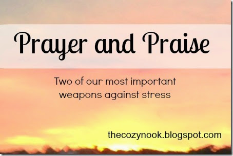 Prayer and Praise - The Cozy Nook