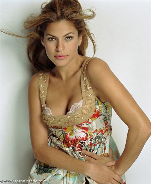 eva mendes linda sensual sexy sedutora photoshoot desbaratinando  (93)
