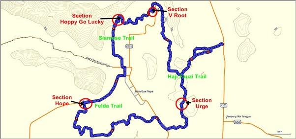Hosba Trail