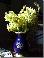 Natura statica - Vaza cu flori fotografie