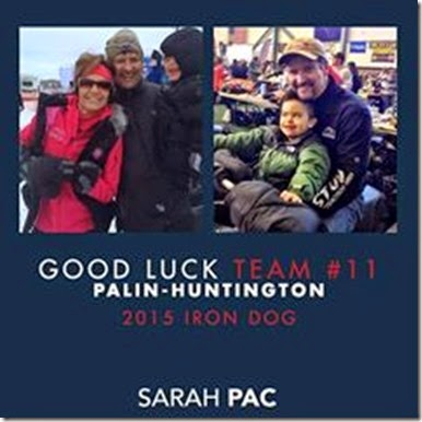 Team Huntington-Palin