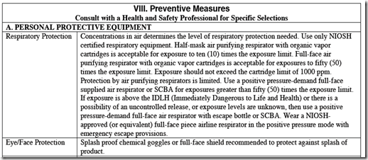 MSDS_OSHA_Section_8