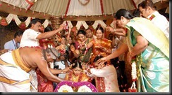 Karthik Ranjini Marriage5