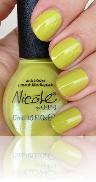 Nicole by OPI Sweet on Pete