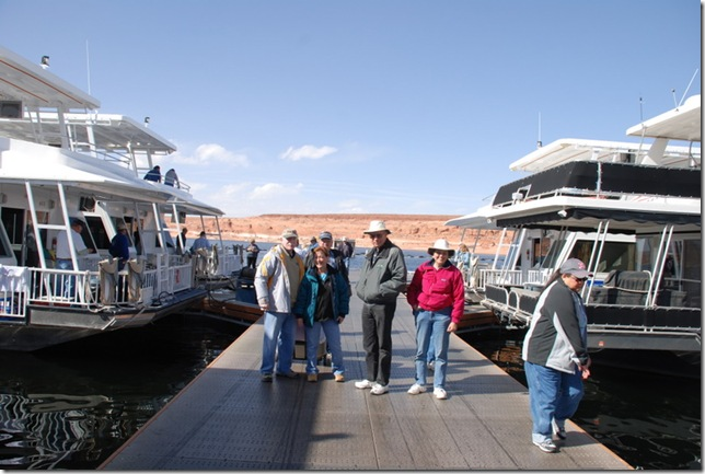 11-04-11 A Antelope Marina Houseboat Party 028