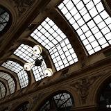 La galerie Vivienne / Toit