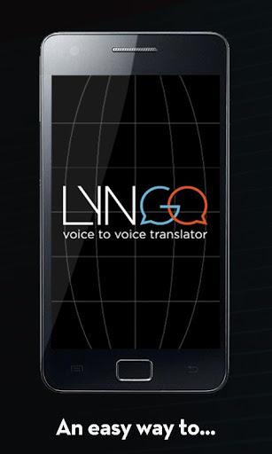 Lyngo 语音翻译器