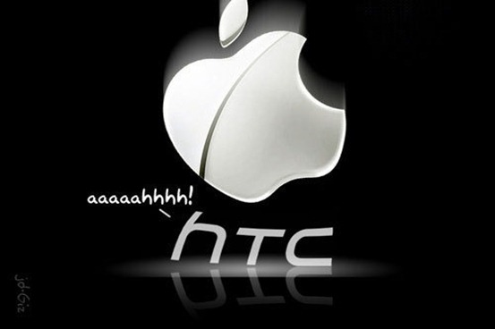htccontre attaque apple