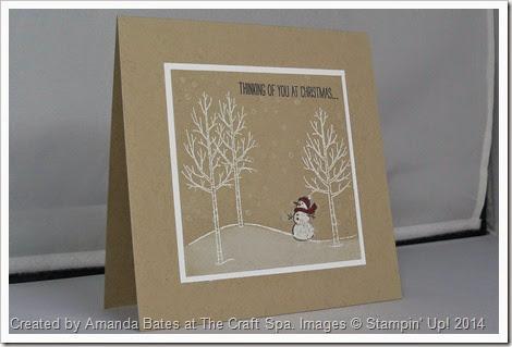 White Christmas, Crumb Cake, Amanda Bates, The Craft Spa  (3)