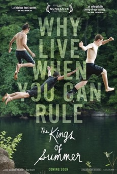 Poster The Kings of the Summer