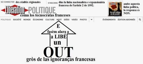 Libération reforma territoriala 2014