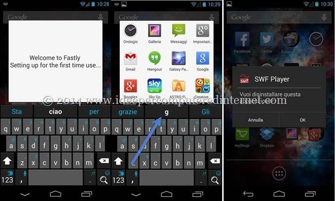 fastly-android-cercare-applicazioni