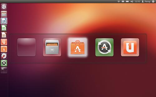 Ubuntu 13.04 - nuove icone