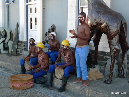 Imagini Africa de Sud: cantareti sud-africani