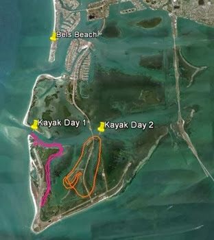 kayak routes