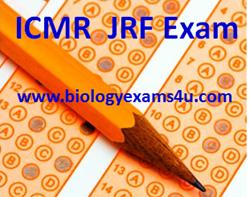 icmr jrf exam