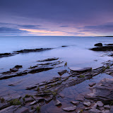 Lake Superior Sunrise At Union Bay Camp Ground / Porcupine Mountain State Park / Upper Michigan