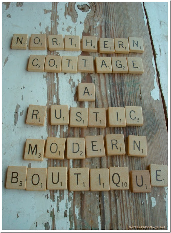 {NorthernCottage} a rustic modern boutique